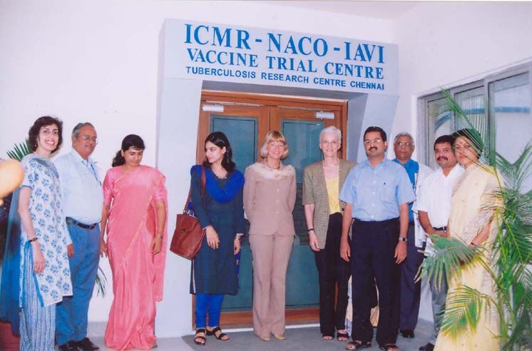 Photo of India Chennai site visit