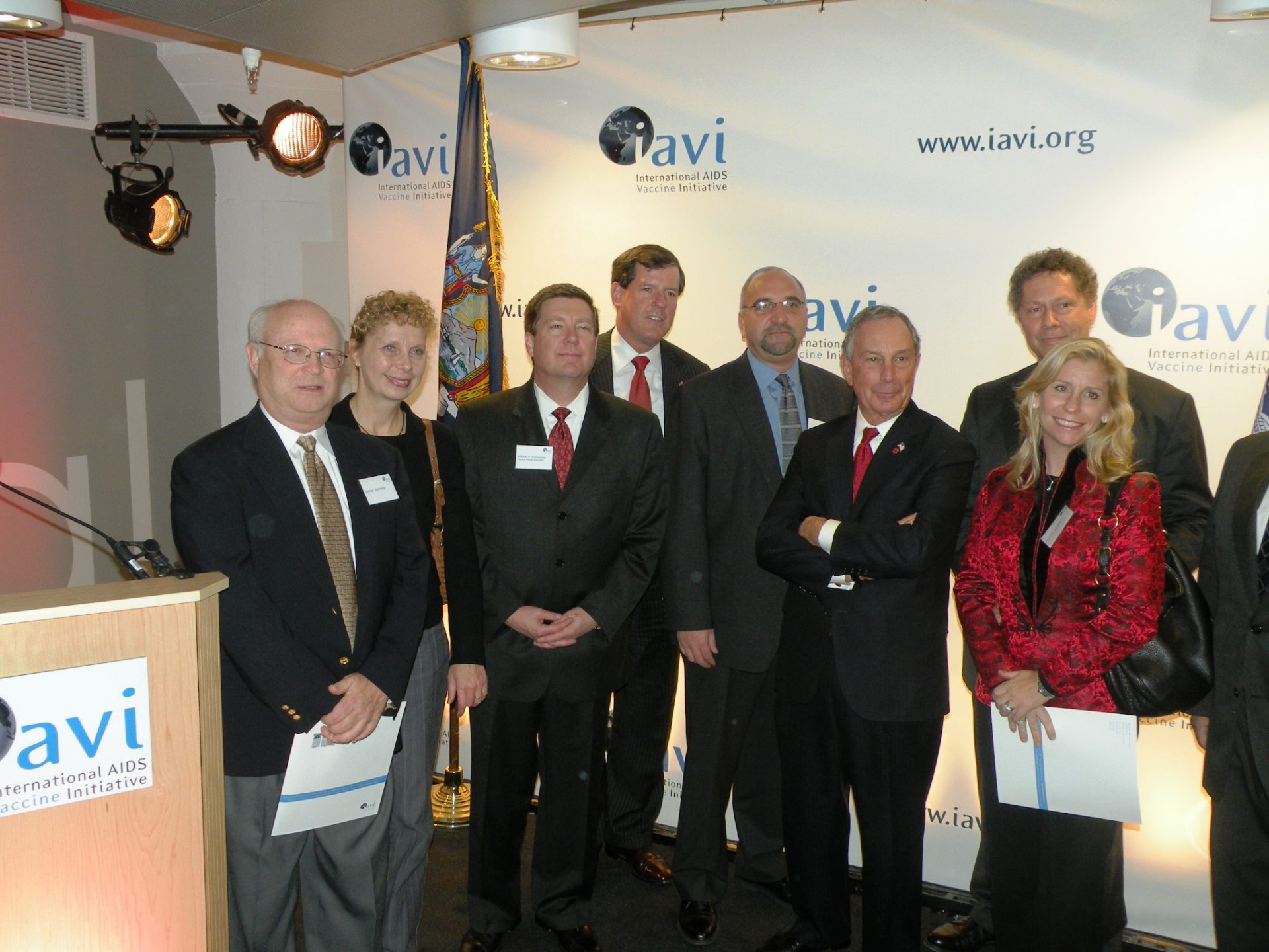 Opening of the DDL, New York City